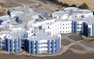 Versapanel Case Study: Northumbria Specialist Emergency Care Hospital