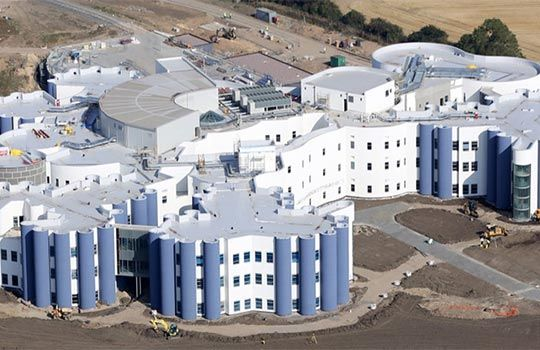 Northumbria Specialist Emergency Care Hospital Case Study